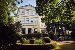 Parkhotel Wangerooge von außen